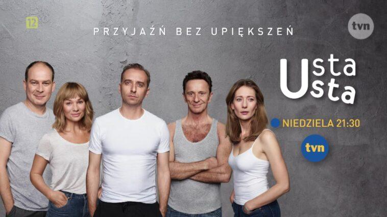 Usta Usta (2021) {Sezon 5}  PL.S05.720p.WEB-DL.X264-J / Polska Produkcja
